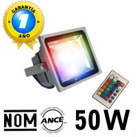 Reflector led 50W RGB