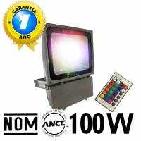 Reflector led 100W RGB