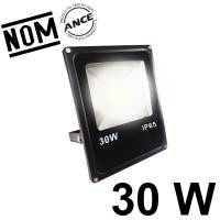 Reflector led Slim 30W blanco fr�o