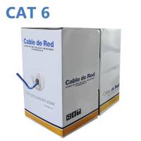 Bobina De Cable De Red Utp Cat6e 305m